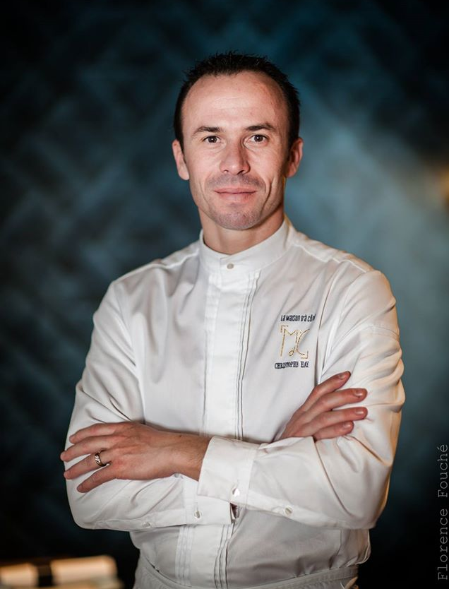 Chef Christophe HAY